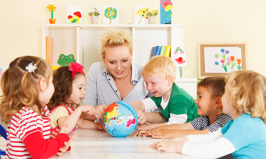 Academy of Preschool Learning